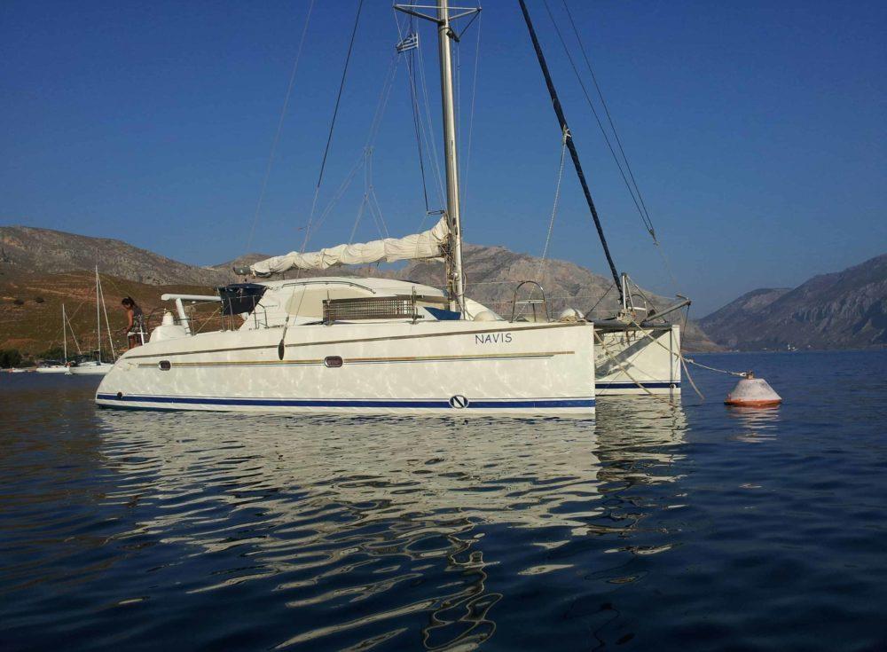 Catamaran Nautitech 12 m