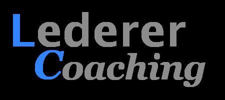 LedererCoaching Bild mit Logo