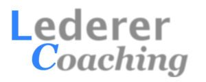 Logo Manfred Peter Lederer Coaching