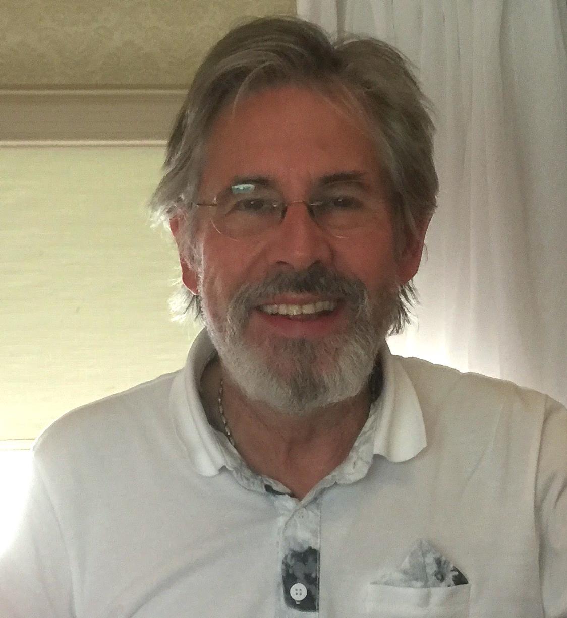 Portrait des Mentaltrainers, MentalCoach Peter