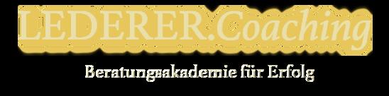 Logo Lederer.Coaching transparent